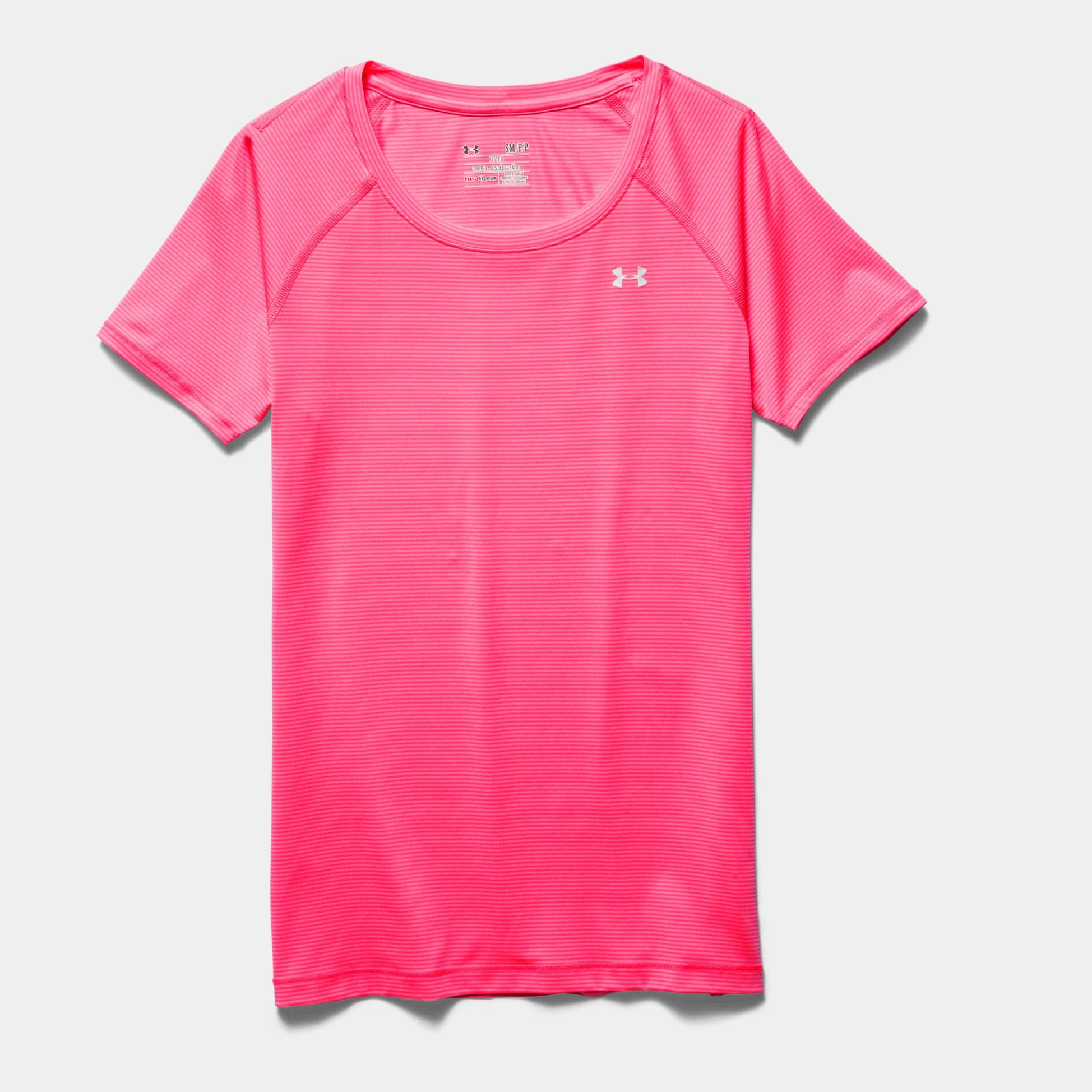 Fitness Clothing Under Armour Armour Stripe Short Sleeve