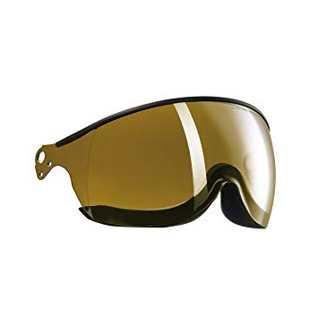 Snowboard Visor Helmet -  kask Mirror Piuma Visor