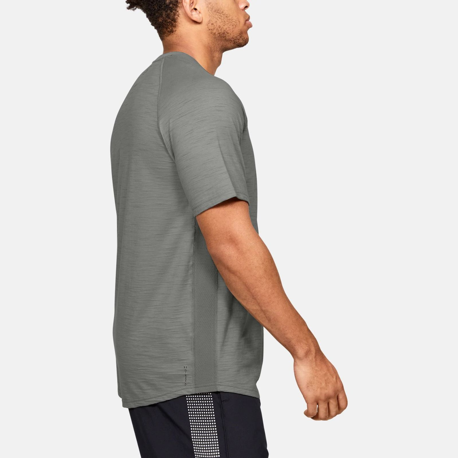 Clothing -  under armour UA Charged Cotton T-Shirt 1570