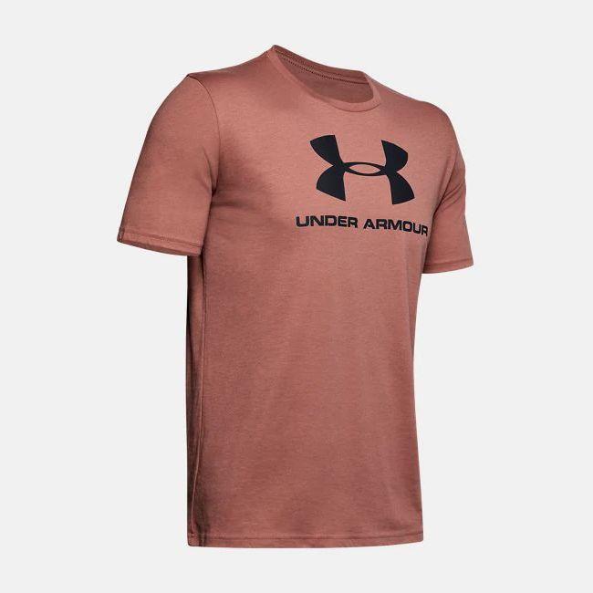 Clothing -  under armour UA Sportstyle Logo T-Shirt 9590
