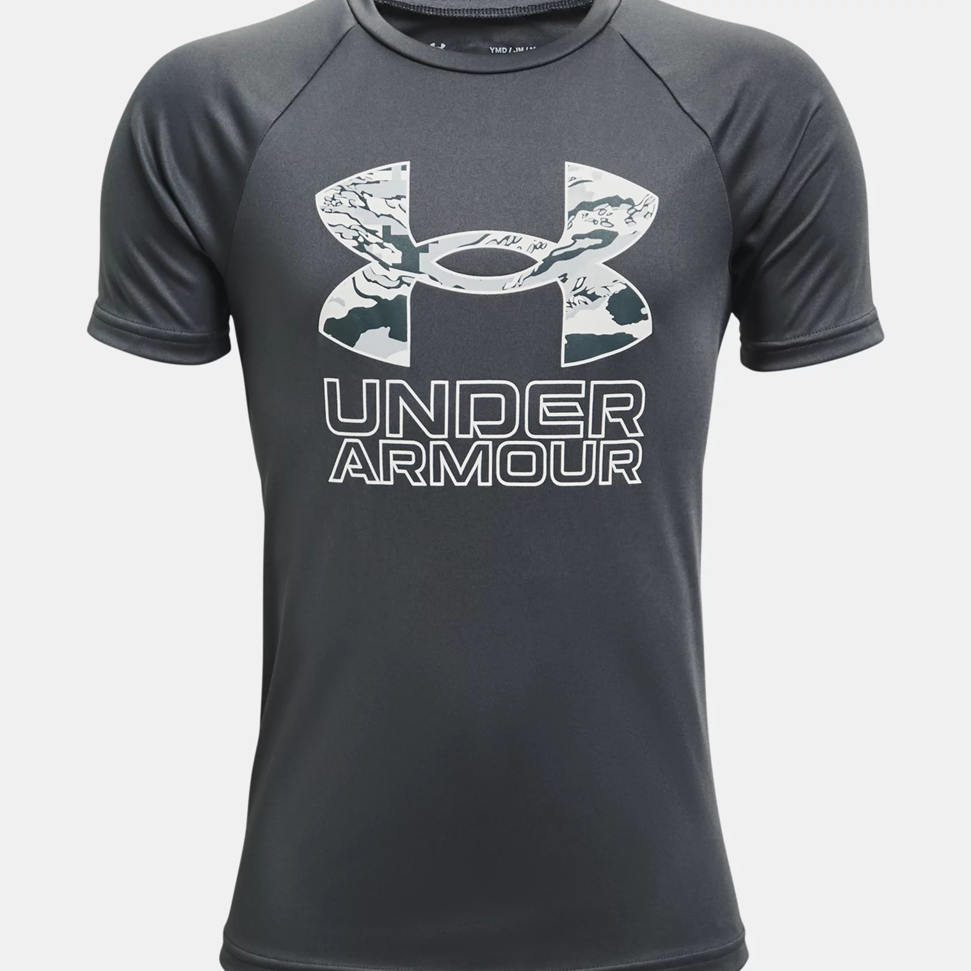 Clothing -  under armour Boys UA Tech Hybrid Print Fill T-Shirt 3281