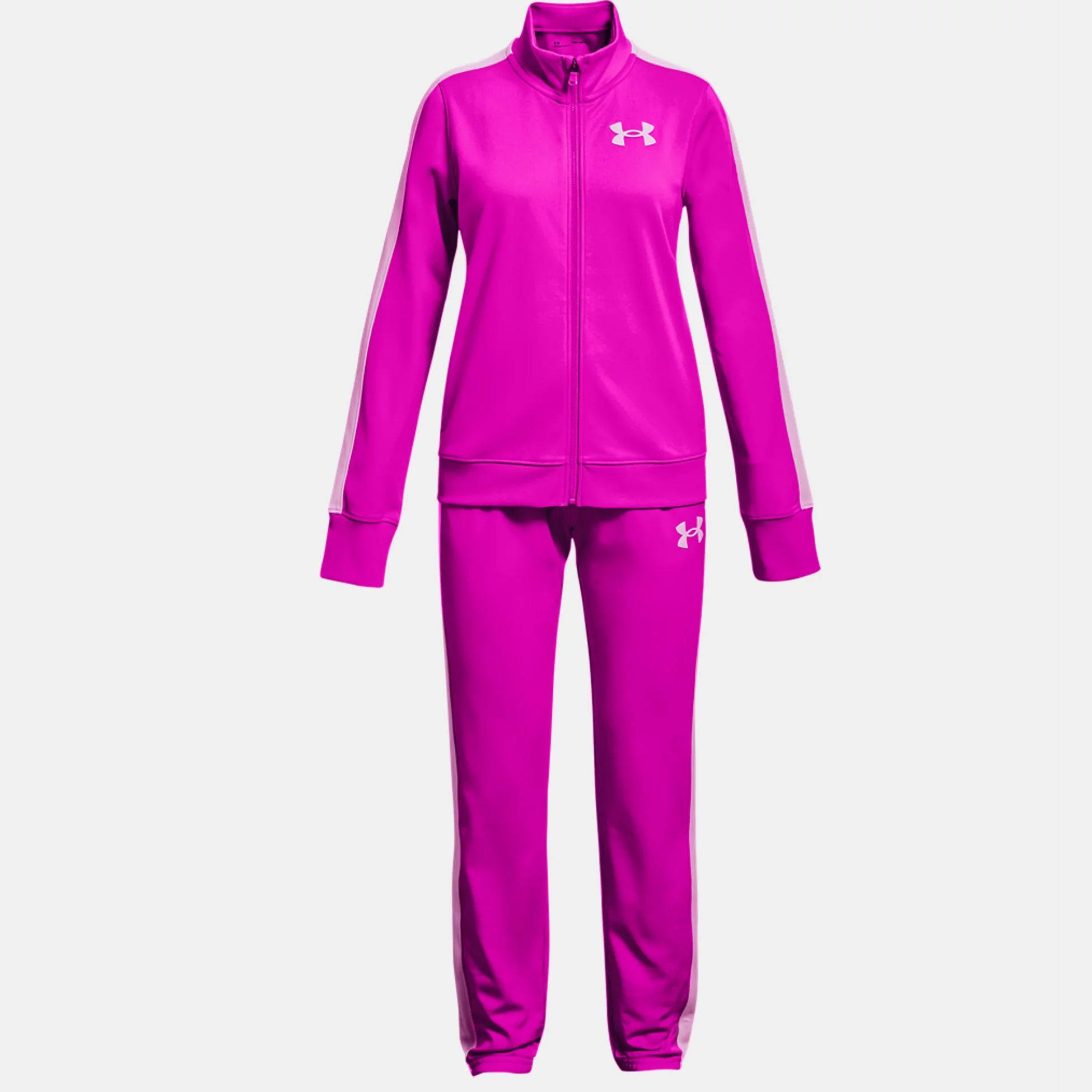 Clothing -  under armour Girls UA Knit Track Suit 3380