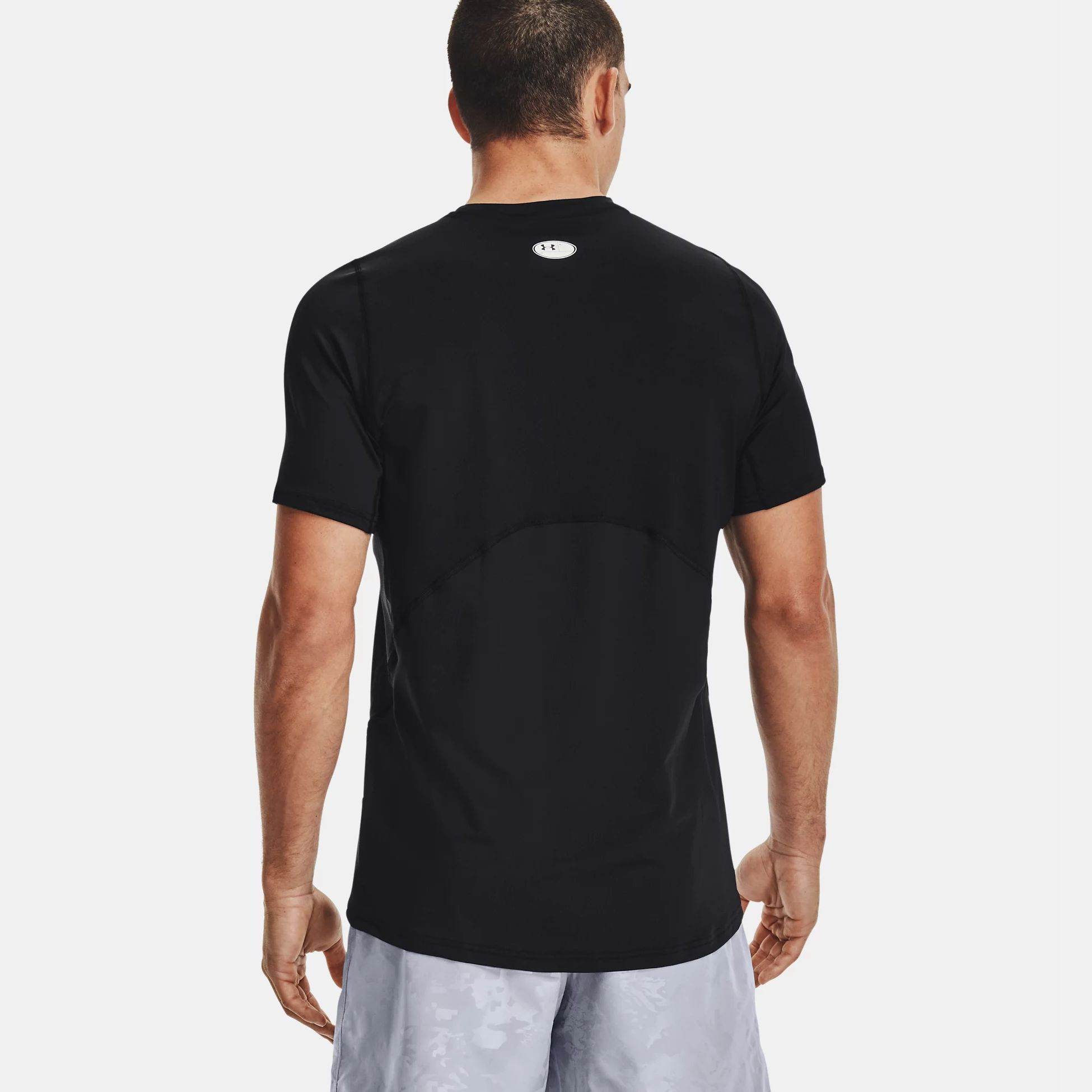 Clothing -  under armour HeatGear Armour Fitted T-Shirt 1683