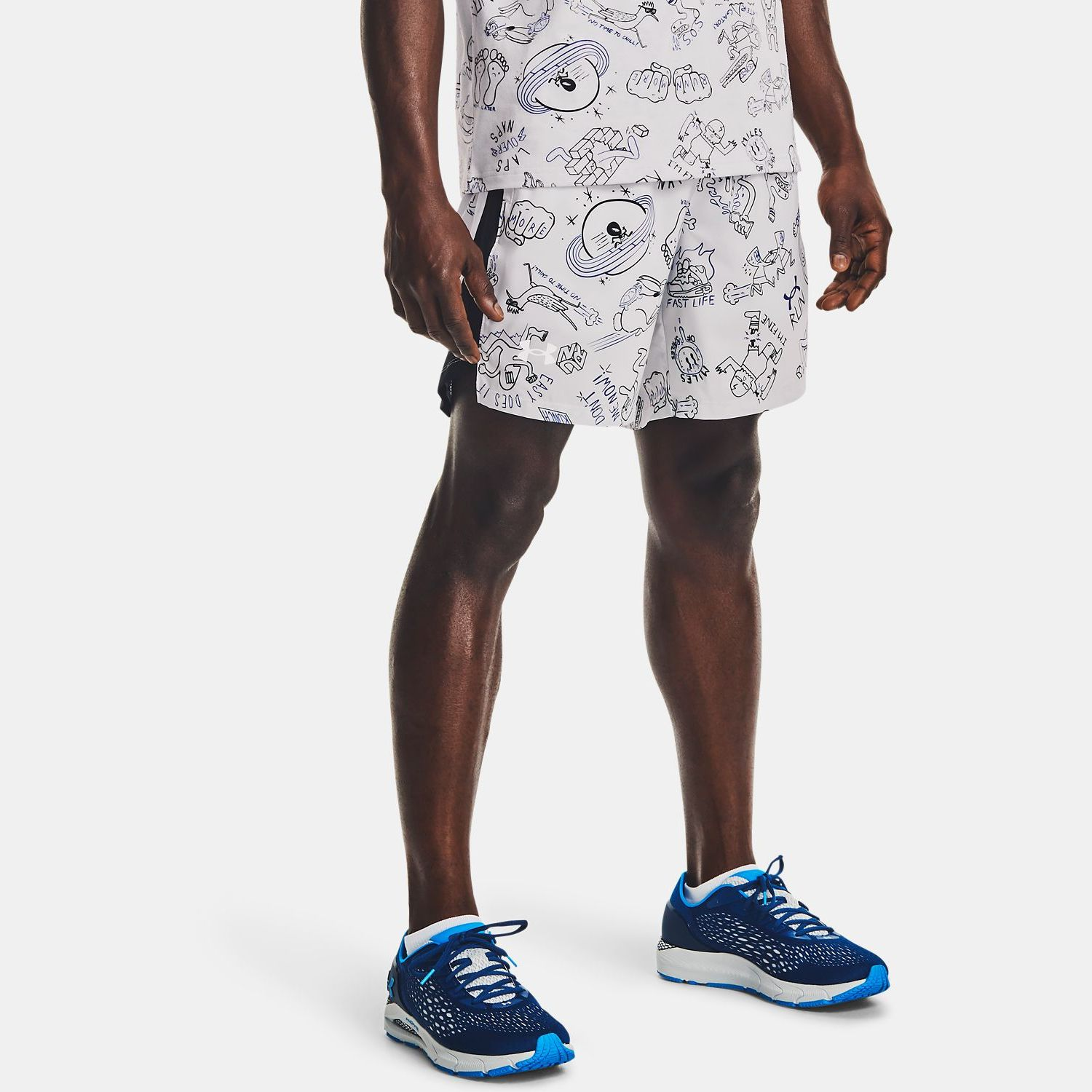 Clothing -  under armour Launch Your Face Off 1496
