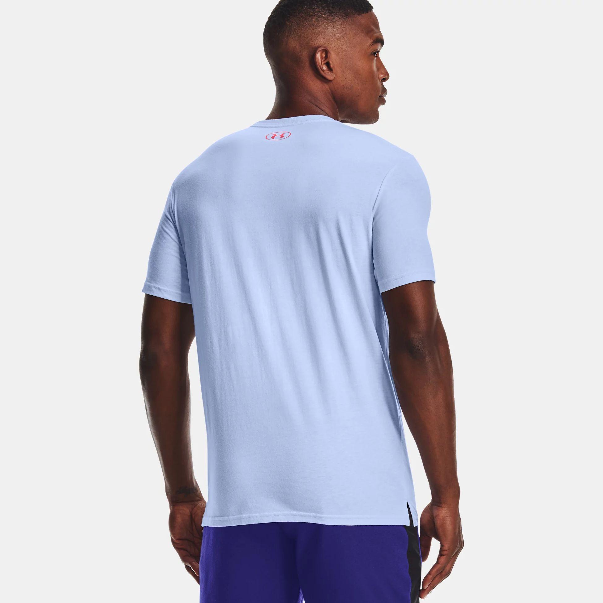 Clothing -  under armour Vertical Wordmark Short Sleeve
