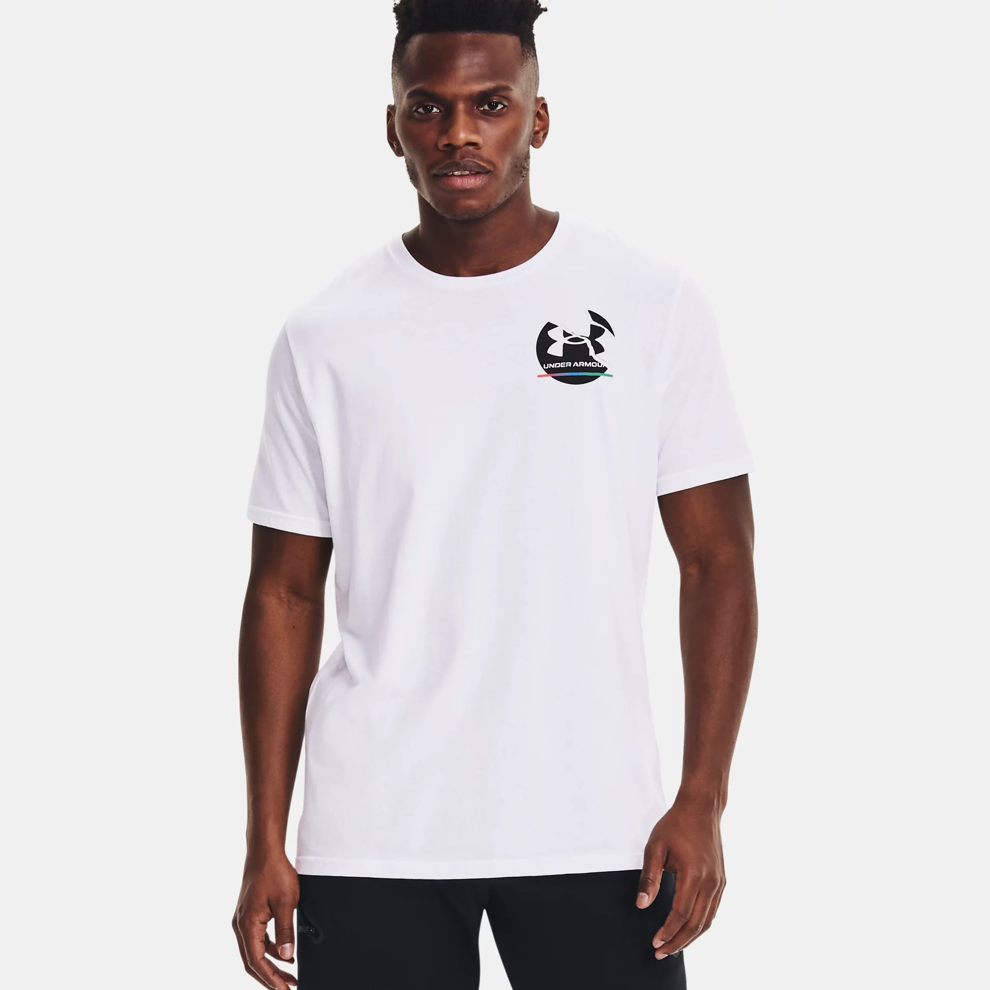 Clothing -  under armour UA In Gym Short Sleeve 1681