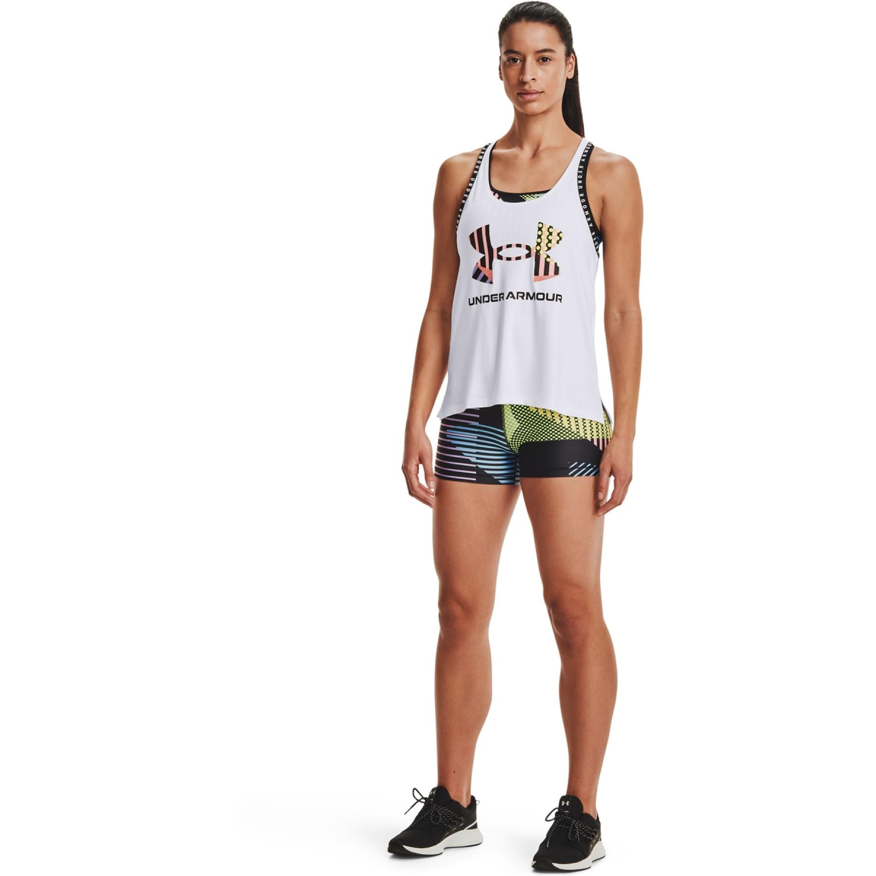 Clothing -  under armour UA Knockout Tank Top Geo