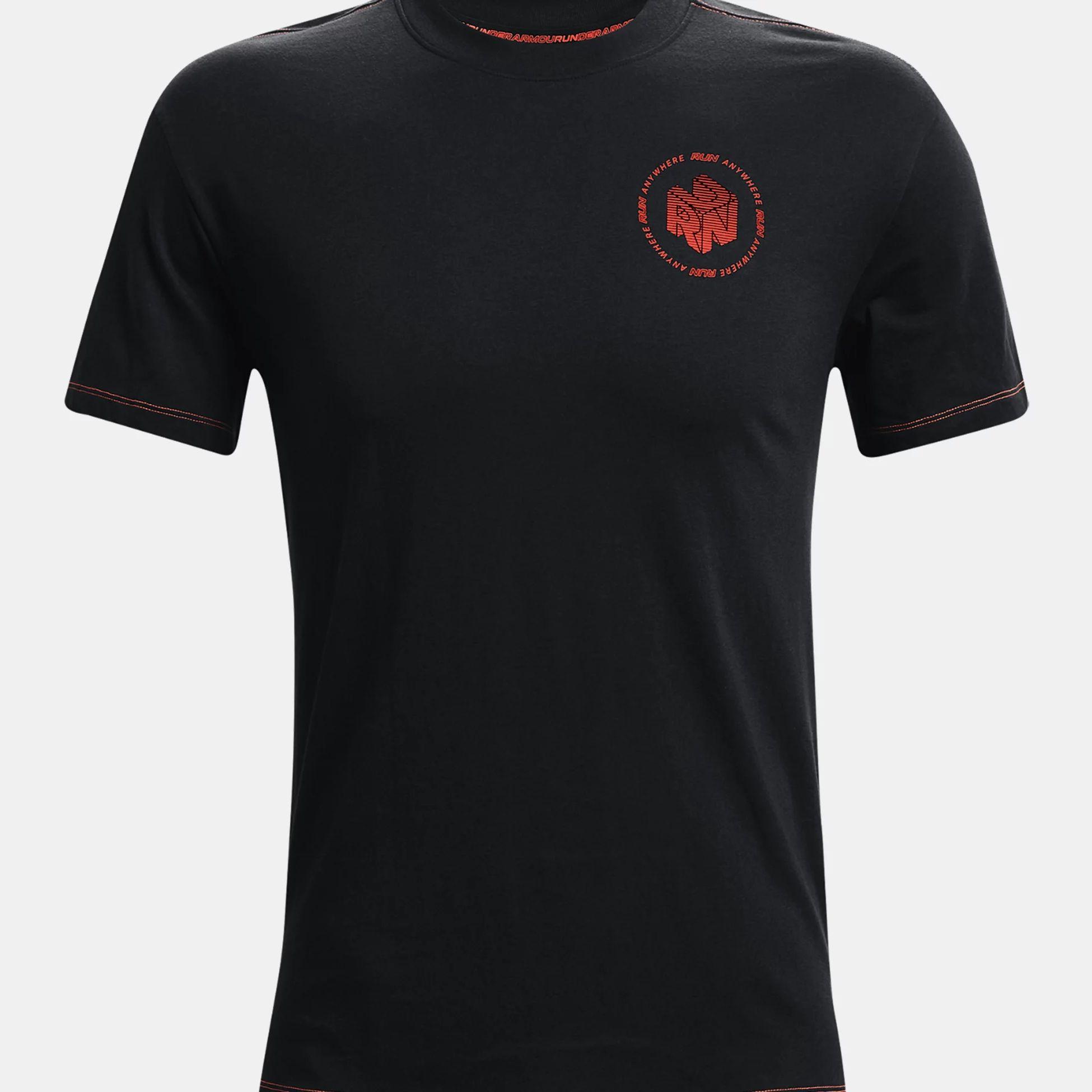 Clothing -  under armour UA Run Anywhere Short Sleeve
