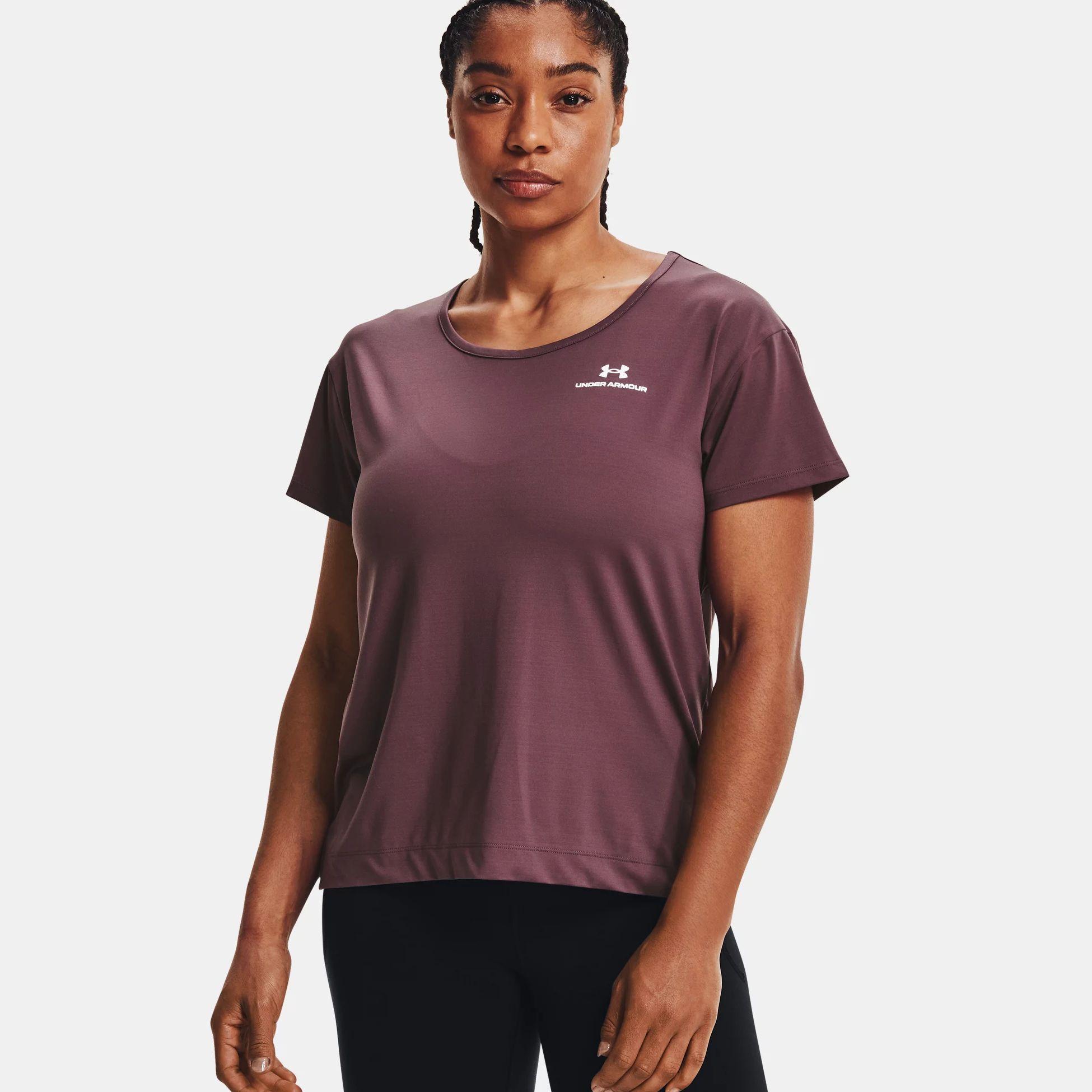 Clothing -  under armour UA RUSH Energy Core Short Sleeve
