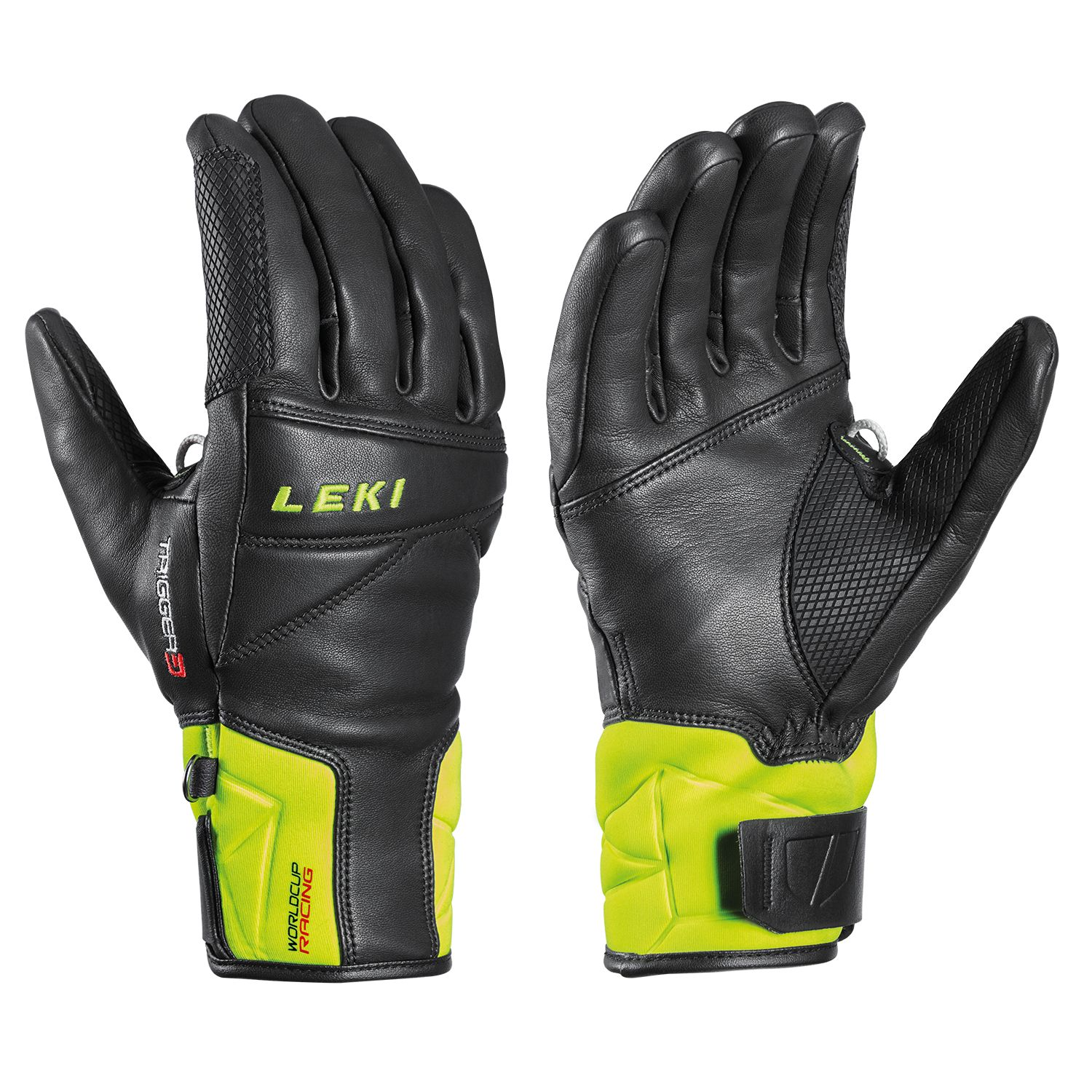 Ski & Snow Gloves -  leki WORLDCUP RACE SPEED 3D