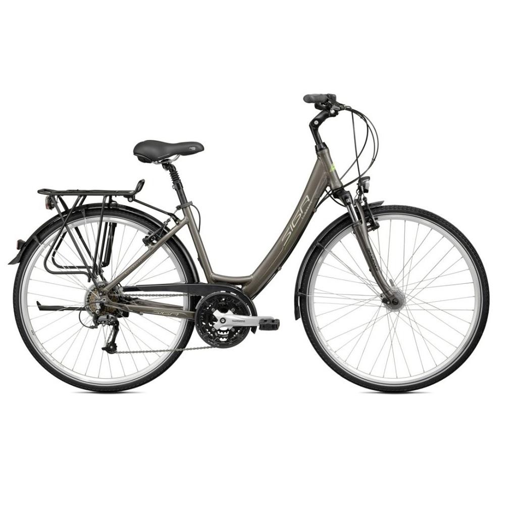 trekking bike siga florenz bike. Black Bedroom Furniture Sets. Home Design Ideas