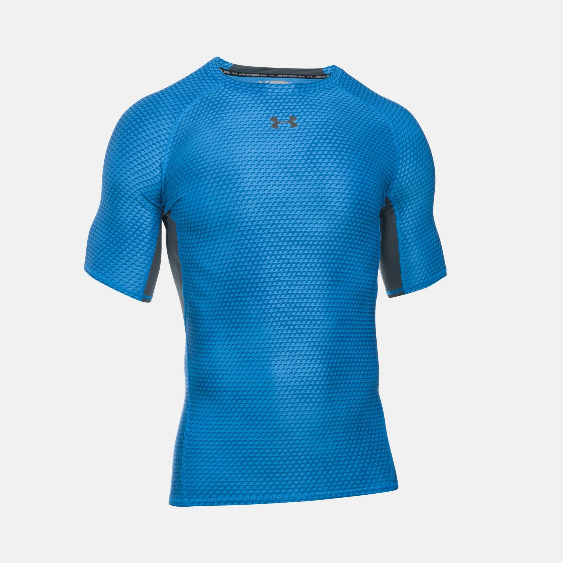 Clothing under armour armour printed comp shirt fitness for Printed under armour shirts