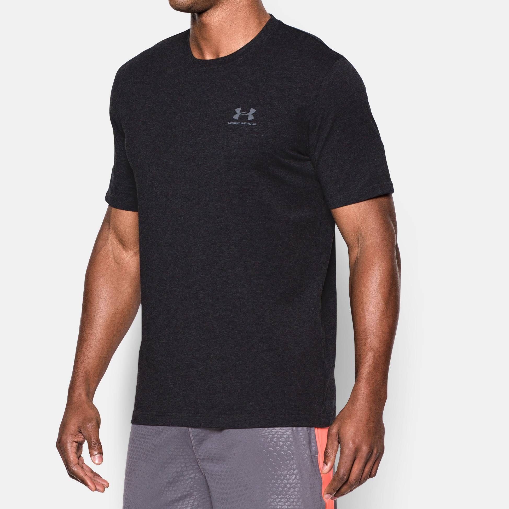 Clothing under armour cc sportsyle shirt fitness for Under armour i will shirt