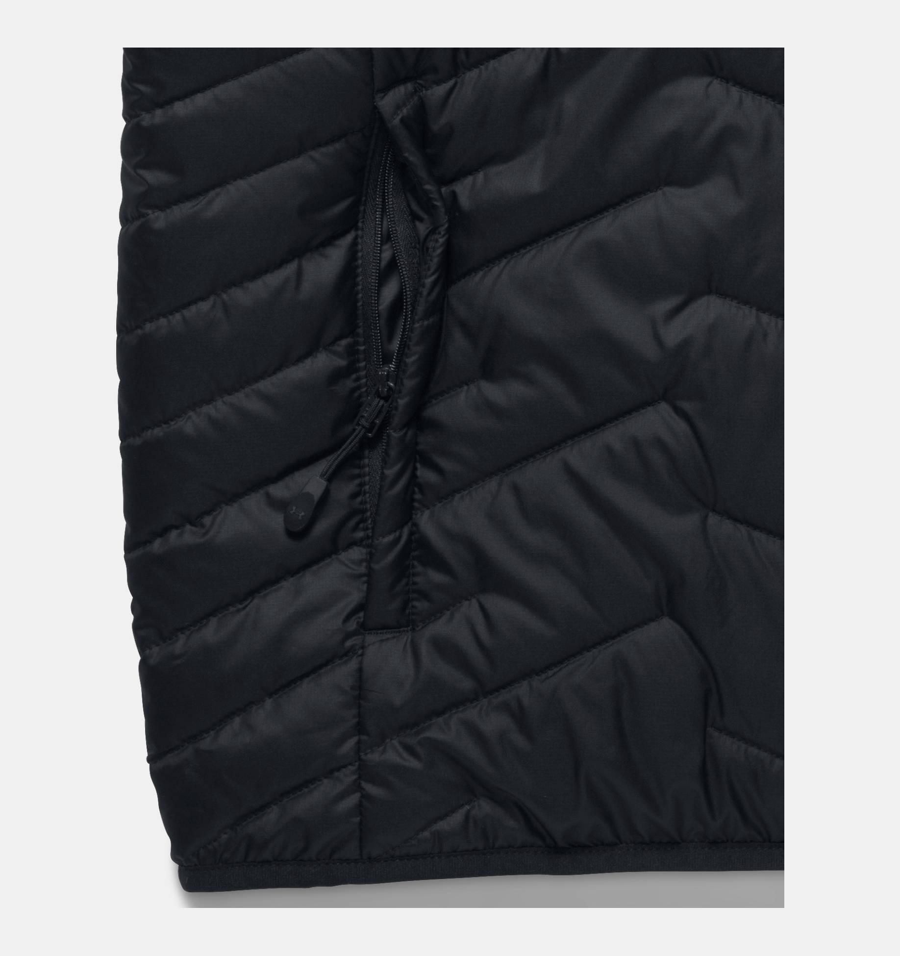 Under Armour ColdGear Reactor Hybrid Jacket Herren Outdoor Jacke 1316037-001