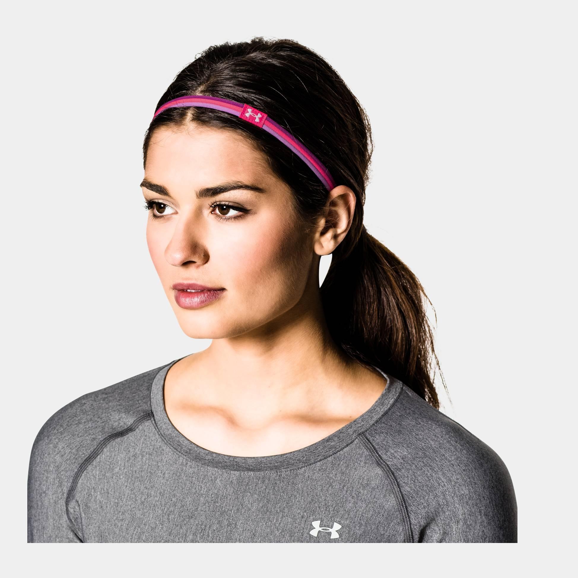 accessories armour elastic headband fitness