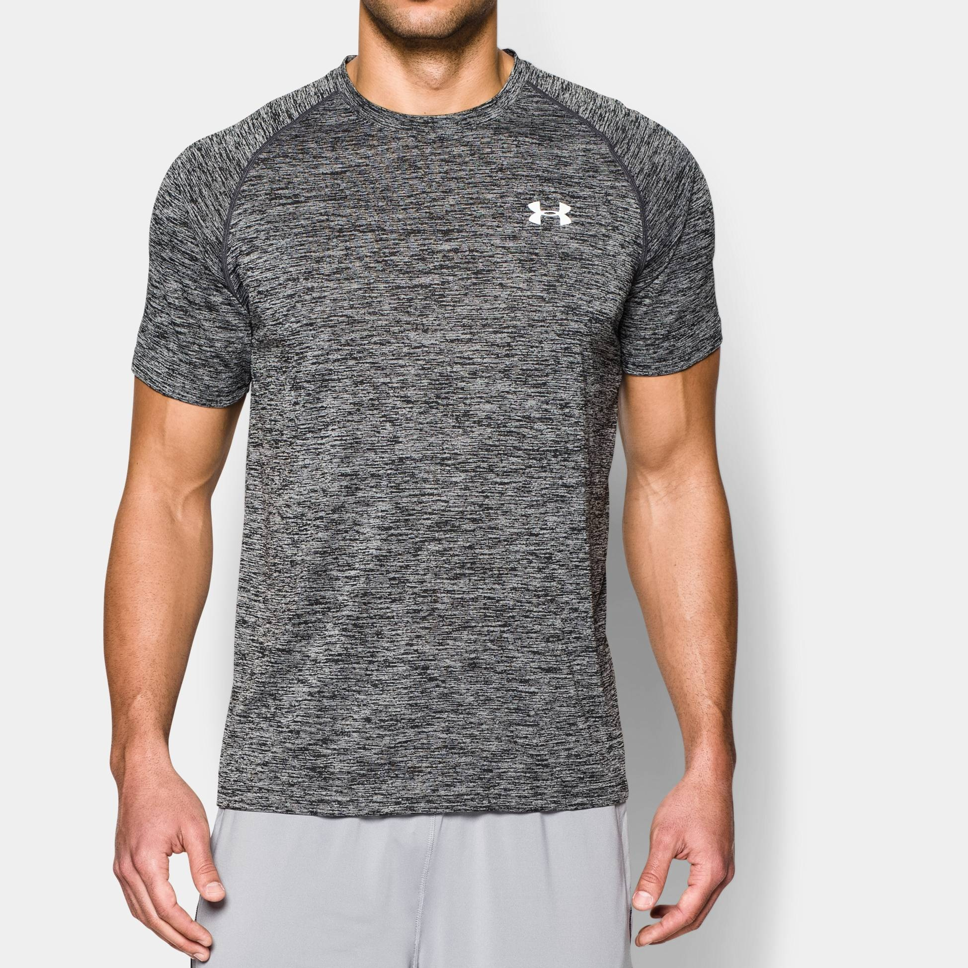 clothing under armour short sleeve t shirt fitness