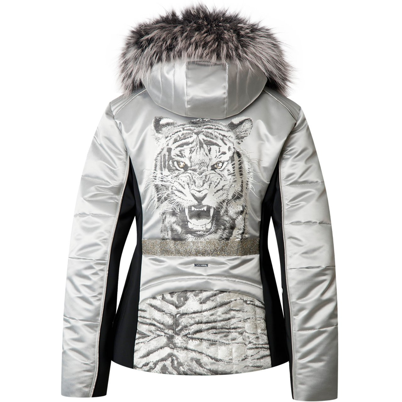 ski snow jackets sportalm eye of the tiger jacket snowwear. Black Bedroom Furniture Sets. Home Design Ideas
