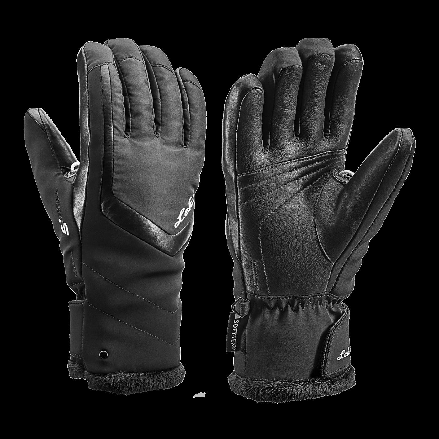 Ski & Snow Gloves | Leki Stella S Lady