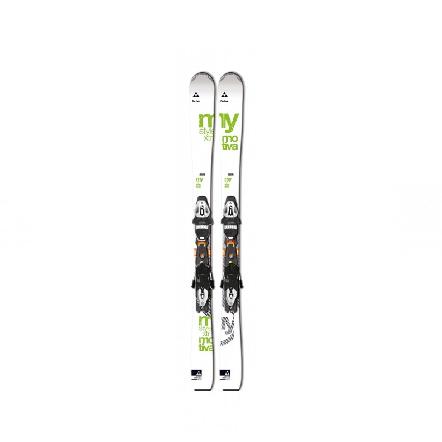 ski fischer my style motiva xtr ski. Black Bedroom Furniture Sets. Home Design Ideas
