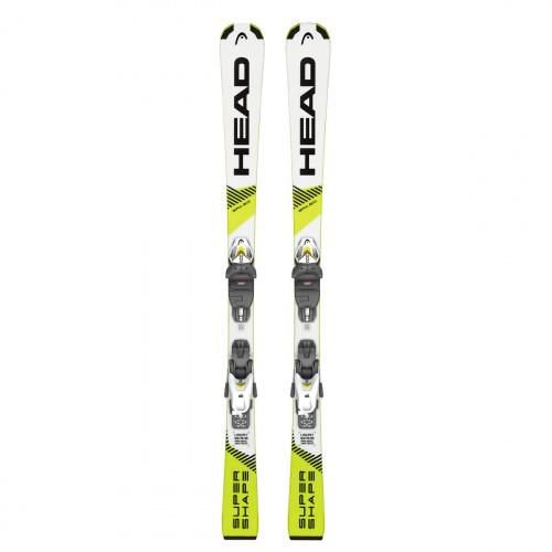 Ski - Head  SUPERSHAPE SLR PRO + SLR 7.5 GW AC | Ski