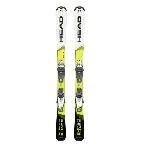 Ski - Head  SUPERSHAPE TEAM SLR PRO + SLR 4.5 GW AC | Ski