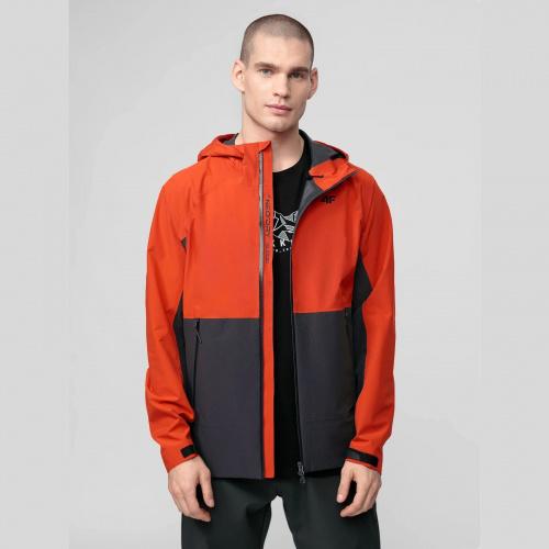 Clothing - 4f Jachetă de trekking pentru bărbați KUMT061 | Outdoor