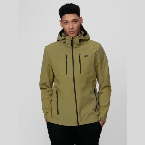Clothing - 4f Jachetă softshell pentru bărbați SFM003 | Outdoor