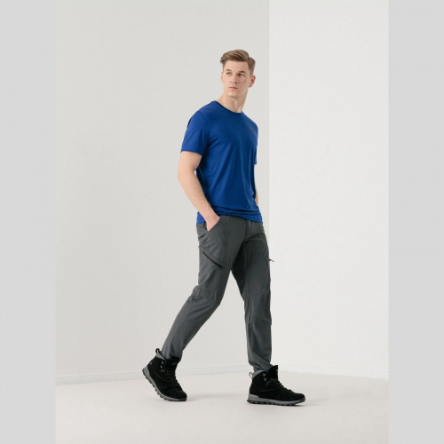 Clothing - 4f Pantaloni de trekking pentru bărbați SPMTR060 | Outdoor