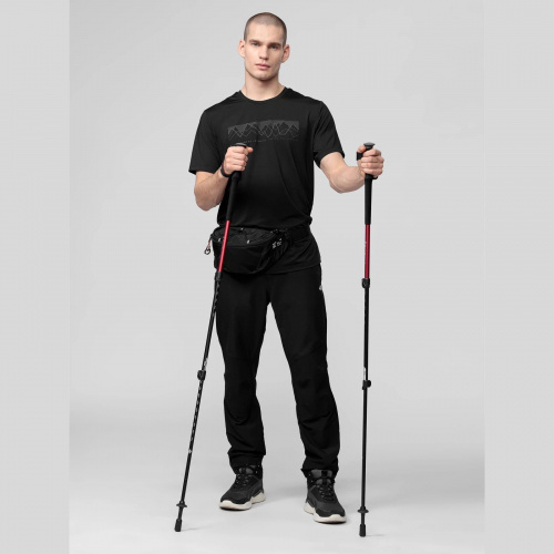 Clothing - 4f Pantaloni de trekking pentru bărbați SPMTR062 | Outdoor