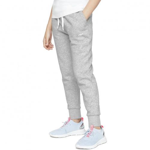 Clothing - 4f Pantaloni spotivi pentru copii JSPDD001  | Fitness