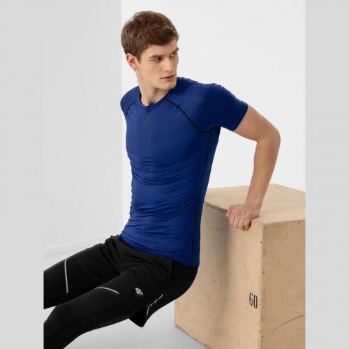 Clothing - 4f Tricou de alergare pentru bărbați TSMF011 | Fitness