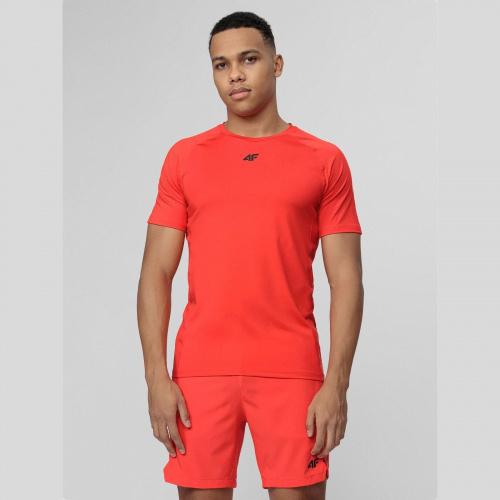 Clothing - 4f Tricou de antrenament pentru bărbați TSMF016 | Fitness