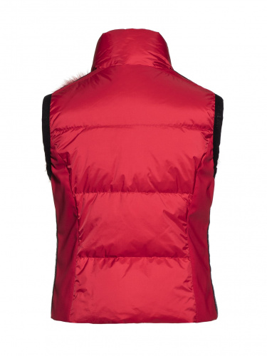 Casual Wear -  goldbergh Adda Bodywarmer Real Fox Fur