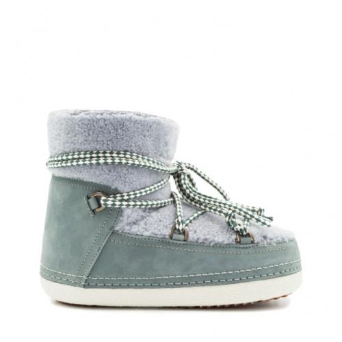 - Inuikii Boot Curly Grey | Shoes