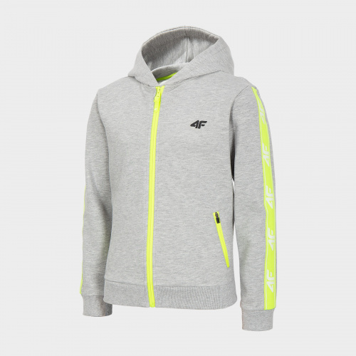 Clothing - 4f Boy Hoodie JBLM002A | Fitness