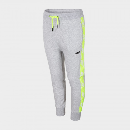 Clothing - 4f Boy Trousers JSPMD002 | Fitness