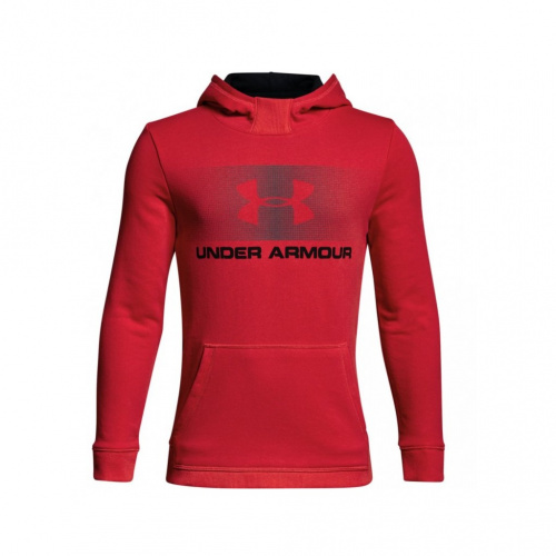 Clothing - Under Armour Boys UA Terrry Hoodie 6161 | Fitness