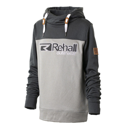 2nd Layer - Rehall BRAVE-R-JR Hooded Sweat | Snowwear