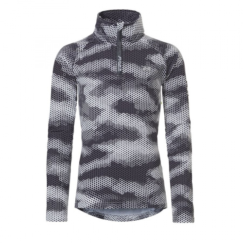 2nd Layer - Rehall DAGGER-R jr. Printed Ski Pulli | Snowwear