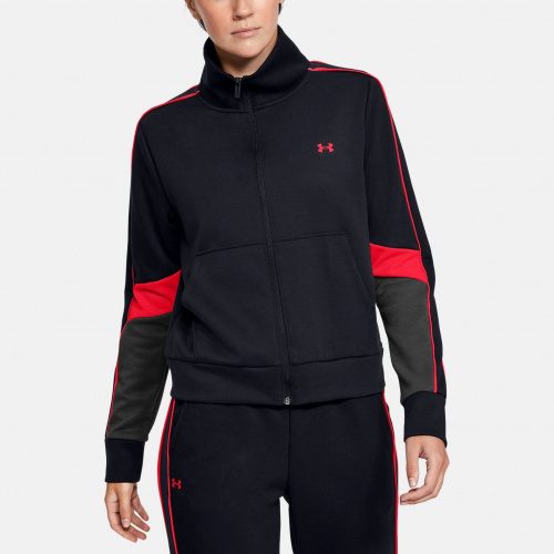 Clothing - Under Armour Double Knit Full Zip 1795 | Fitness
