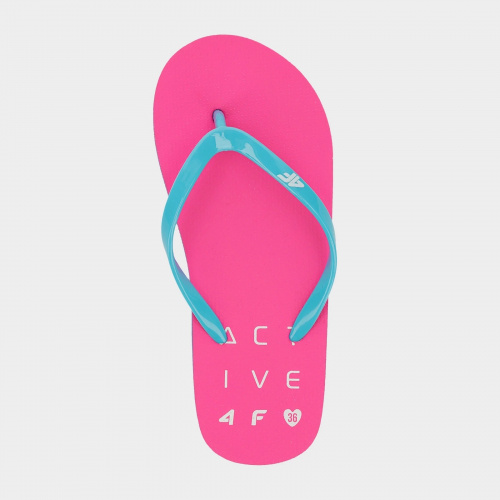 Shoes - 4f Girl Flip-Flops JKLD001 | Fitness