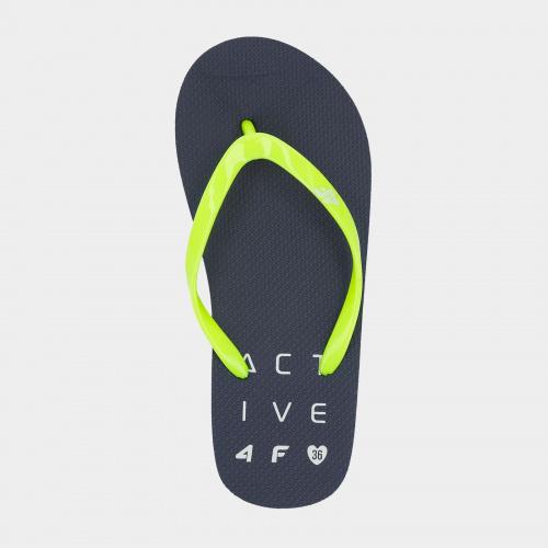 Shoes - 4f Girl Flip-Flops JKLD001 | Fitness