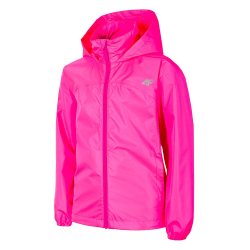 Clothing - 4f Girl Windbreaker JKUD003 | Fitness