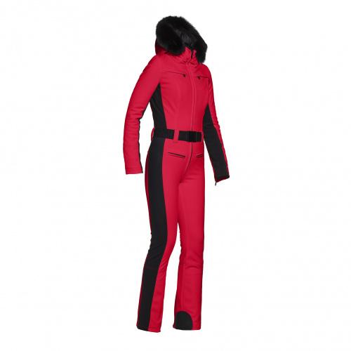 Ski & Snow Jackets - Goldbergh PARRY Ski Suit real fox fur   Snowwear