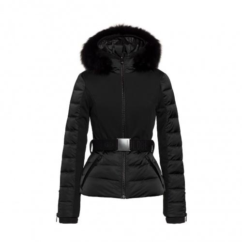 Ski & Snow Jackets - Goldbergh SAN LUIS Jacket real fur   Snowwear