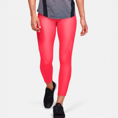 Clothing - Under Armour HeatGear Armour C&S Jaquard Ankle Crop 1709 | Fitness