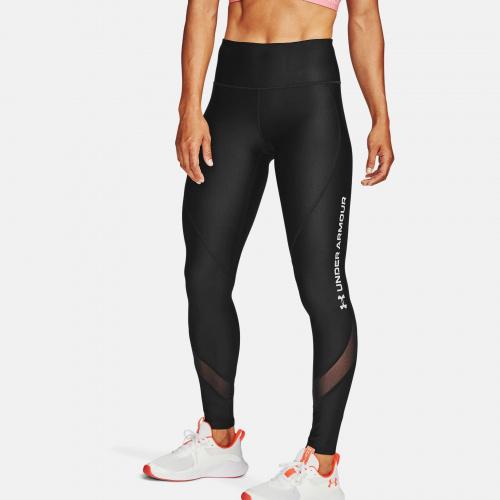 Clothing - Under Armour HeatGear Armour Wordmark Leggings 6409 | Fitness