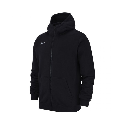 Clothing - Nike Hoodie FZ FLC TM Club 19 JUNIOR AJ1458 | Fitness