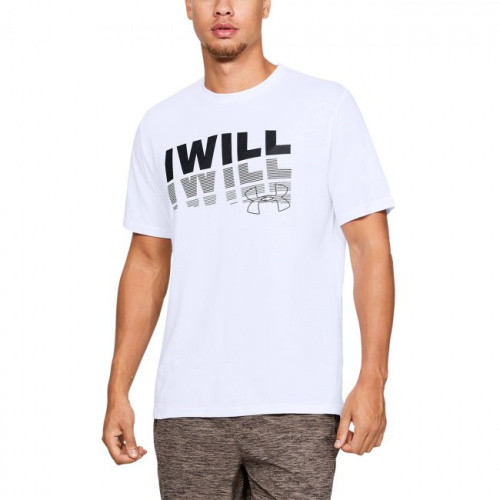 Clothing - Under Armour I WILL 2.0 Short Sleeve T-Shirt 9587 | Fitness
