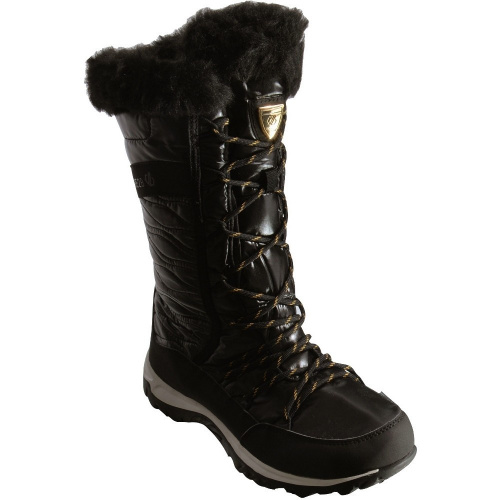 - Dare2b Kardrona II Faux Fur Trim Winter Snow Boots | Shoes
